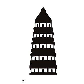 윤얀 사원 탑