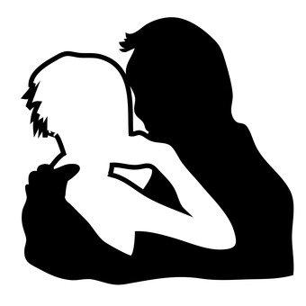 男人和女人誰互相擁抱