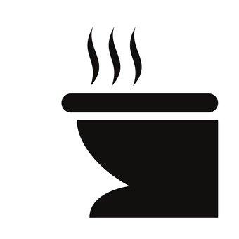 Heating toilet seat