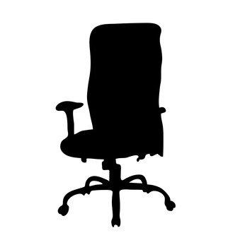 사무실 의자