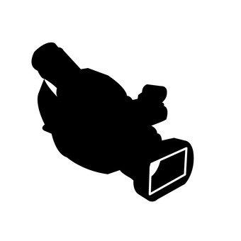 Video camera (upper)