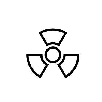 방사선 마크