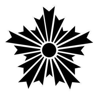 Asahi Sho chapter mark