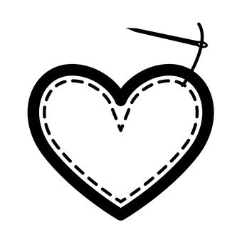Heart's patch