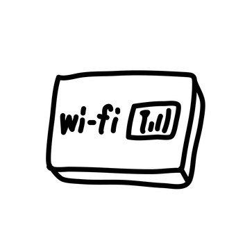 Mobile wifi
