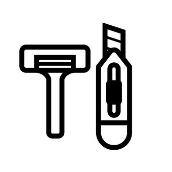 Cạo râu và cắt