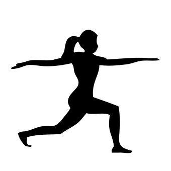 Gymnastics lady 3