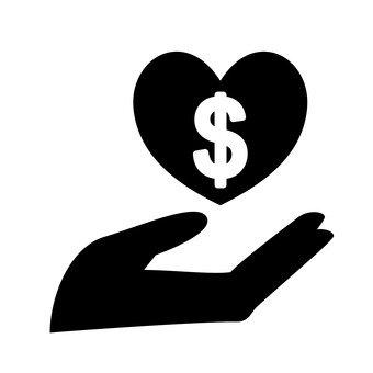 Dollar donation