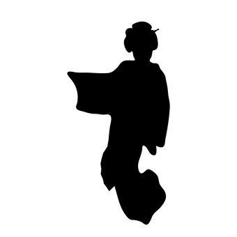 기모노 여성