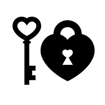 The key of the heart
