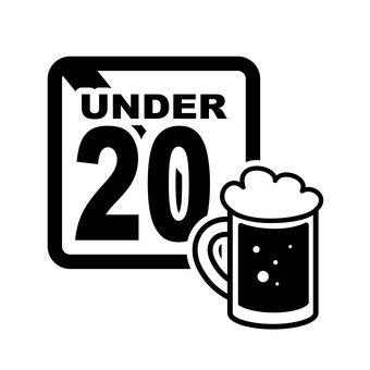 Underage drinking ban