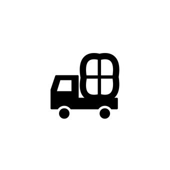 Truck and baggage