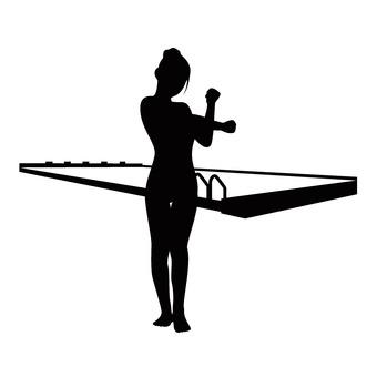 Preparation gymnastics