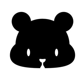 Hamster (black)