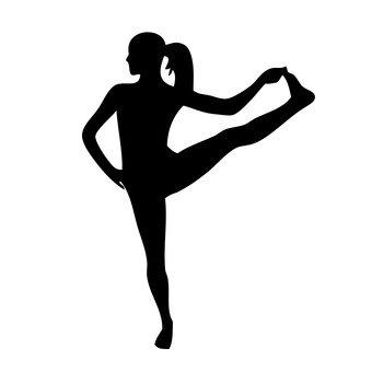 راقصة المرأة 5