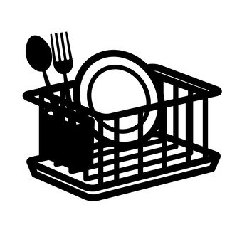 Dish stand
