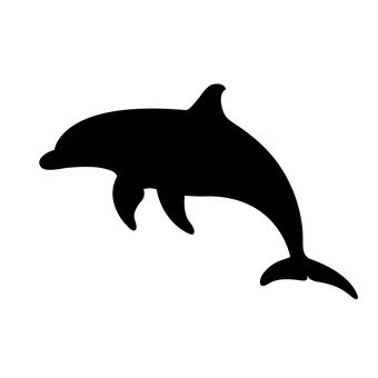 free silhouette vector dolphins 107882 silhouetteac
