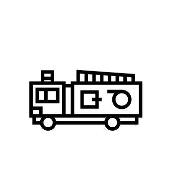 Pump car