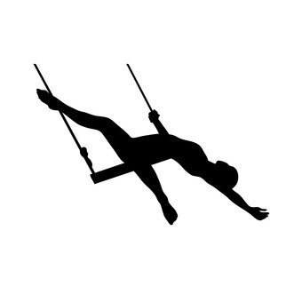 Aerial swings
