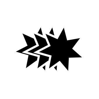 3 even stars