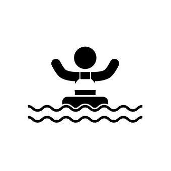 수영 소녀