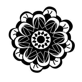Uchwyt kwiatowy