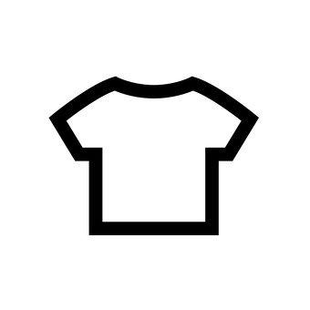 T 셔츠 (화이트)