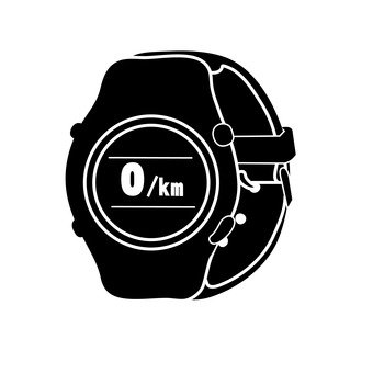 Running watch