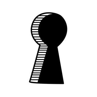 열쇠 구멍