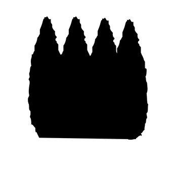 거리 나무