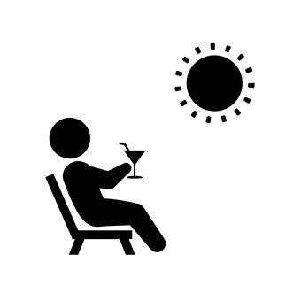 A drink drinker