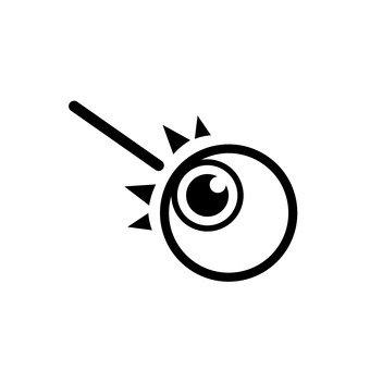 Ophthalmic medicine