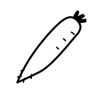 日本白蘿蔔