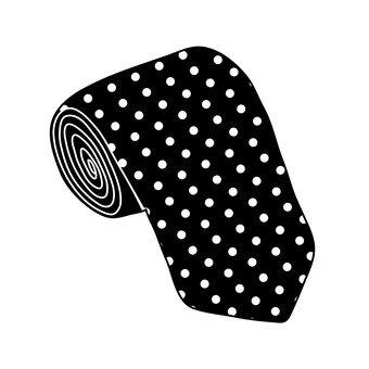 Una cravatta
