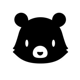หมี (สีดำ)