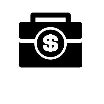 Boîte en dollars