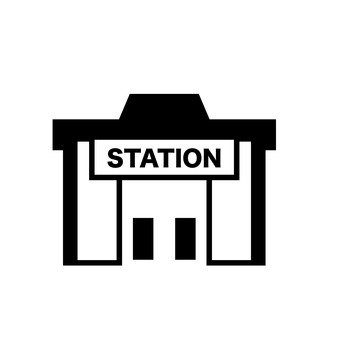 Une station