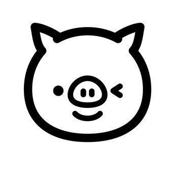 Pig (wink)