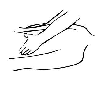 Massage (waist)
