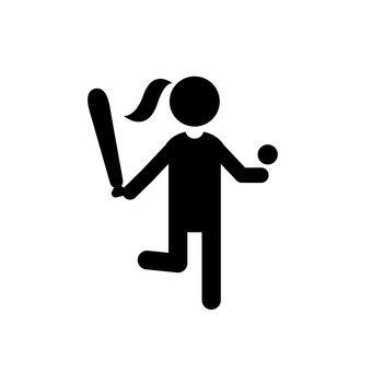여성 야구 선수