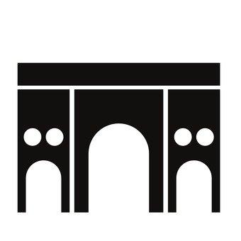 Constantine's Arc de Triomphe