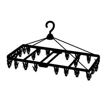 Horn hanger