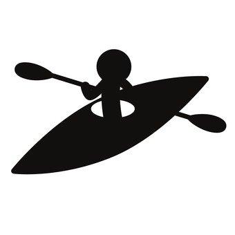 A canoe