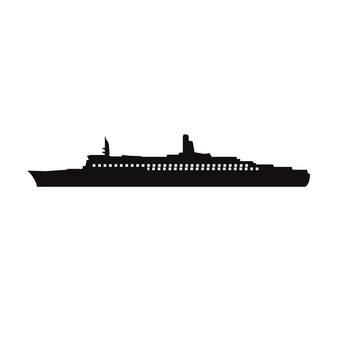Luxury passenger ship