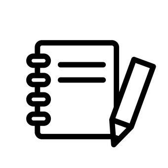 註釋和鉛筆