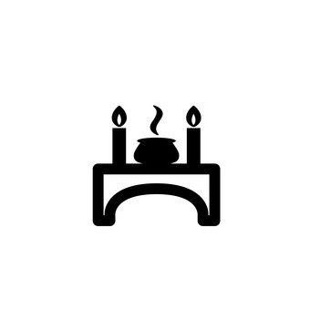 香爐和蠟燭