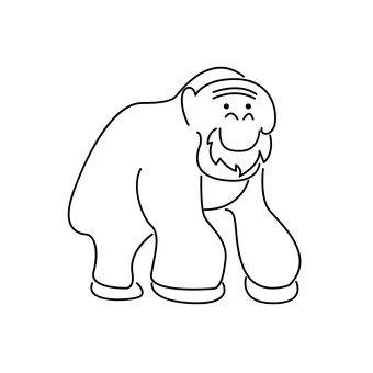 개코 원숭이
