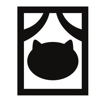 고양이의 영정