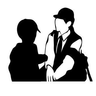 女警和兒童
