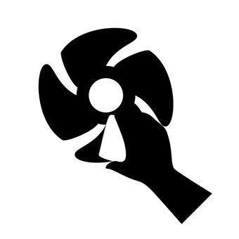 Ventilation fan cleaning